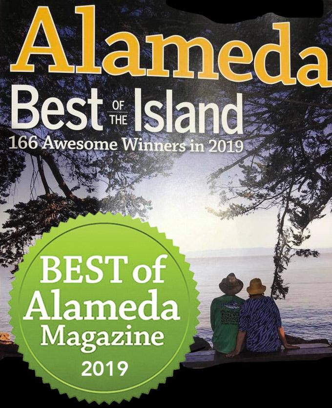 BEST of ALAMEDA: Rise Bodyworks wins 3 categories!