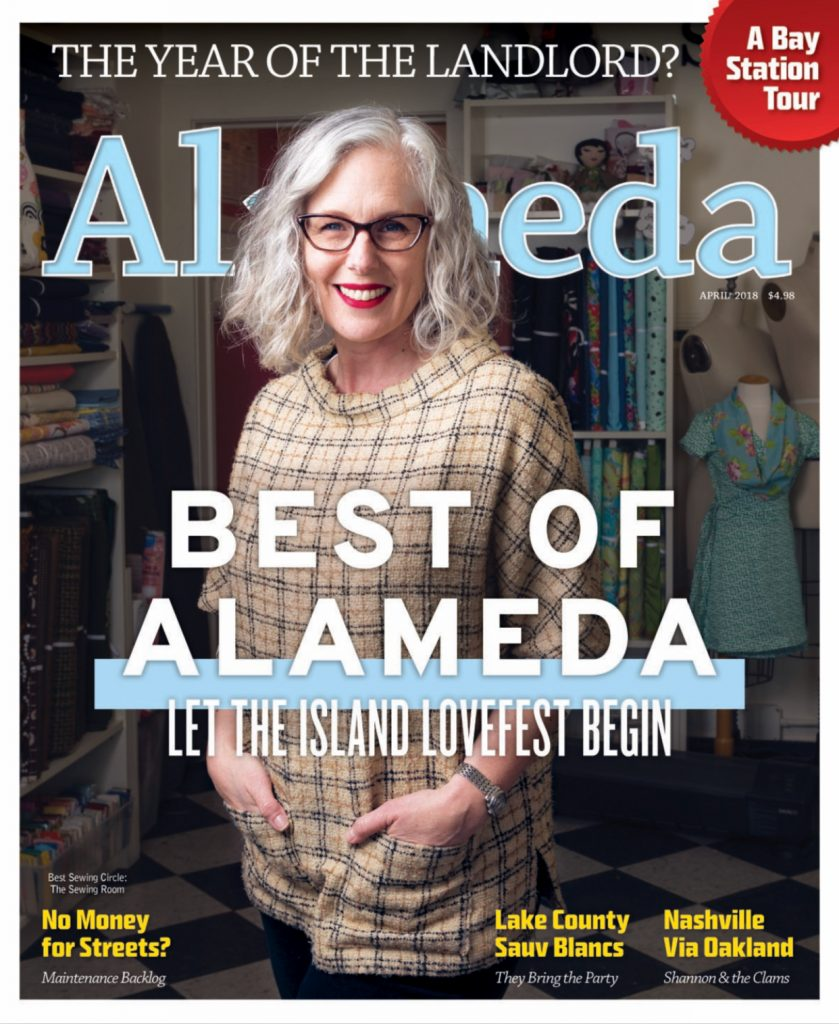 BEST of ALAMEDA: Rise nominated in 6 categories!